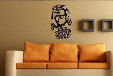 TRIBAL WALL ART no4. Custom decal vinyl sticker Large Aztec Mayan Mural transfer
