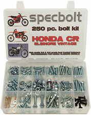 250pc Honda Elsinore Bolt Kit CR 125 250 MR MT Vintage CR125 CR250 MANT RESTORE