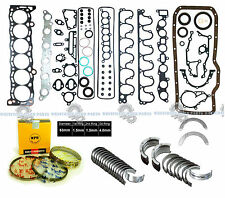 82-84 TOYOTA SUPRA CRESSIDA 2.8L DOHC 12V 5MGE L6 FULL SET ENGINE *RE-RING KIT*