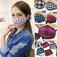 Fashion Unisex Health Cycling Anti-Dust Cotton Mouth Face Masks Respirators EF