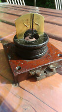 "Telegraph -Galvanometer  XIX ieme - Galvanometre 1890  ""Siemens & Bross London"""