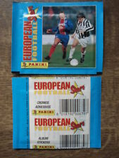 PANINI  UNOPEND/CLOSED/GESLOTEN PACKET/BUSTINE/ZAKJE EUROPEAN FOOTBALL STARS