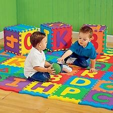 Colorful Puzzle For Kids Educational Toy A-Z Alphabet Letters Numeral Foam Mat