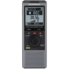 Olympus VN-731PC Digital Voice Recorder with 2GB Flash Memory Gun Metal Grey