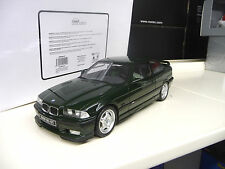 1:18 Otto mobile BMW m3 GT e36 Green vert ot098 NEUF NEW