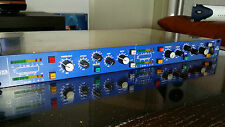 Connor 1107 Stereo Mastering Broadcast Compressor / Limiter like SSL, Neve