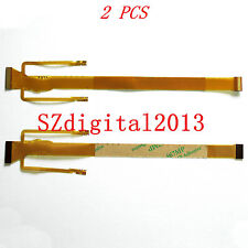 2PCS/ Lens Anti-Shake Flex Cable For Canon EF 100-400mm 1:4-5.6 L IS Repair Part