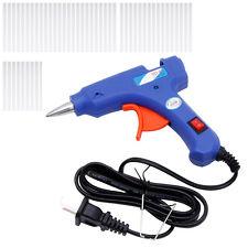 Professional Mini Electric Heating Hot Melt Glue Gun 20W + 50 Free Glue Sticks
