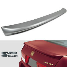 2003-2005 Honda JDM Trunk Top Tail Lip Accord Sedan 4D Spoiler FRP Painted