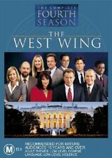 """The West Wing"" Complete Season 4 DVD 6-Disc Set (Region 4)"