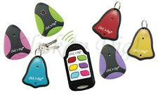 Click 'N Dig! Model F6 Key Finder. 6 Receivers. Wireless RF Item Locator. NIB.