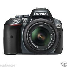 Nikon D5300 Kit 18-55mm DSLR Digital Camera Brand New Cod Agsbeagle