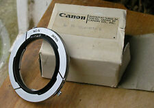 genuine Canon FD MC-N Nikon lenses to FD body Converter N