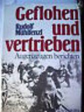 Geflohen und vertrieben Augenzeugen berichten 1981