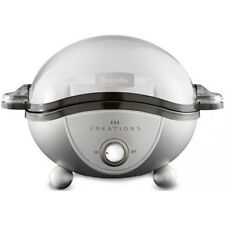 Breville Eggspert Egg Cooker & Poacher Brand New