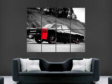 DODGE HEMI CAR  ART  HUGE LARGE WALL  POSTER PICTURE