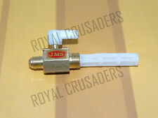 NEW MASSEY FERGUSON FUEL/PETROL/DIESEL ON OFF VERTICAL BRASS TAP