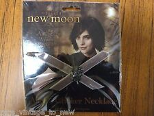 NEW Twilight Alice's Choker Necklace New Moon Cullen Crest cosplay costume