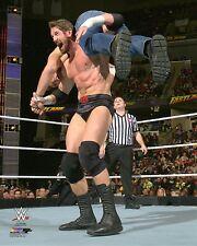 """Wade Barrett De Wwe Foto inring medidas 8 X 10 """"Oficial Wrestling Promo malas noticias"""