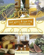 the girl & the fig cookbook: More than 100 Recipes from the Acclaimed-ExLibrary