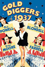 Gold Diggers of 1937 - DVD (2008) New Busby Berkeley Dick Powell Joan Blondell