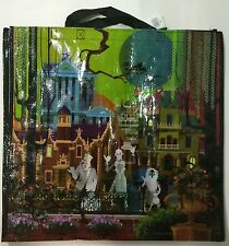 WDI Jacques Dupuy Disney Parks Castles & Haunted Mansions 2 Sided Tote Bag