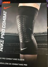 Nike Adult Unisex Pro Combat Knee Sleeve Size X Large- New In Box