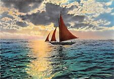 BF37469 italy sailing vessel Boat Ship Bateaux