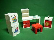 Lego Nr.292,Puppenhaus Küchenmöbel 70er Jahre