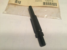 "SUPERIOR ABRASIVES, PART #12219. #EM-4,  1/4"" SHANK, 3"" OAL.  WHEEL MANDRELS"