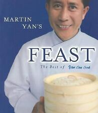 Martin Yan's Feast: The Best of Yan Can Cook-ExLibrary