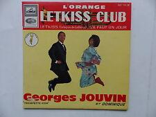 GEORGES JOUVIN L orange Letkiss EGF 778