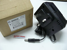 "CHARGER BOSCH ""UK Plug"" ---  UNEO 14,4v    2607225465"