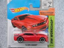 Hot Wheels 2014 #229/250 2013 COPO CAMARO red New Casting 2014