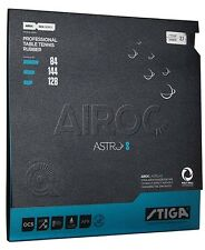 STIGA AIROC ASTRO S TABLE TENNIS RUBBER , NEW !!!!!!