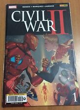 CIVIL WAR 2 nr 1  MARVEL MINISERIE 176  PANINI COMICS AVENGERS