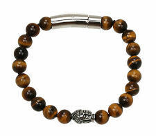 Heren armband Tigereye beads