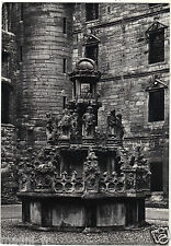 Royaume Uni - cpsm - Linlithgow Palace - James V Fountain (H5222)