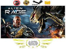 Alien Rage - Unlimited PC Digital STEAM KEY - Region Free