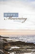 NIV, Hope in the Mourning Bible, Hardcover: Finding Strength Through God's Etern