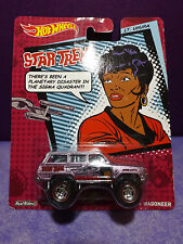 Hot Wheels Star Trek LT. UHURA