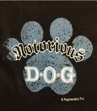 Adorable Notorious Dog Shirt in Sizes; S, M, L & XL from Motley Zoo Rescue