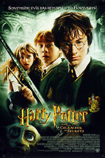 """Harry Potter and the Chamber of Secrets Daniel Radcliffe Silk Poster 24x36"""""""