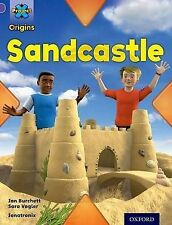 Project X Origins: Purple Book Band, Oxford Level 8: Buildings: Sandcastle by...