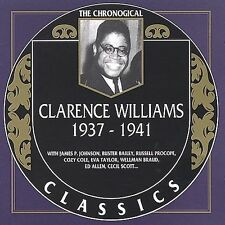 1937-1941 by Clarence Williams-CLASSICS CD NEW