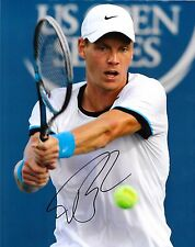 TOMAS BERDYCH - HAND SIGNED 8x10 PHOTO PICTURE AUTHENTIC AUTOGRAPH - w/ COA
