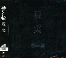NoGoD: Genjitsu (2011) Japan / CD & DVD OBI TAIWAN