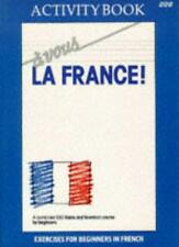 A Vous La France: Grammar Workbook : Exercises for Beginners in French (Languag