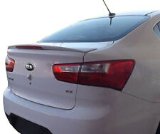 SPOILER FOR A KIA RIO 4-DOOR FACTORY STYLE 2013-2017