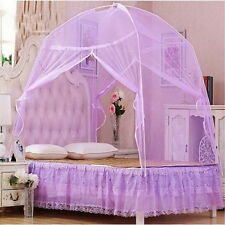 Hight QC Bedding Canopy Mosquito Net Tent For All Bed Size 4 Colors